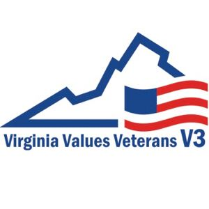 Virginia Values Veterans logo