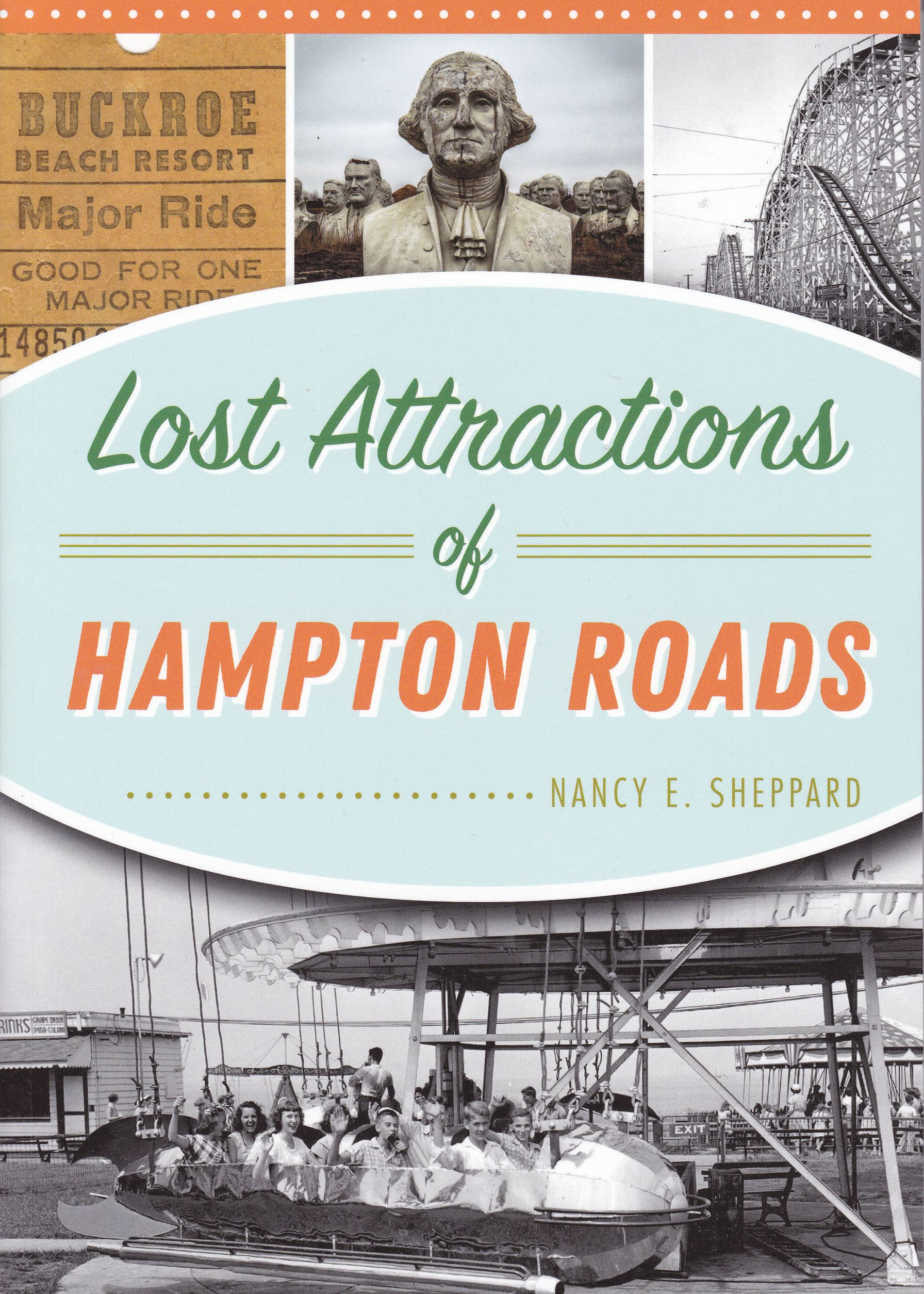 NS Lost Attractions Book Cover