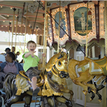 ADJESTED Hampton, Virginia- Antique Hampton Carousel 2