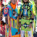 HHM Pair of Chickahominy Dancers