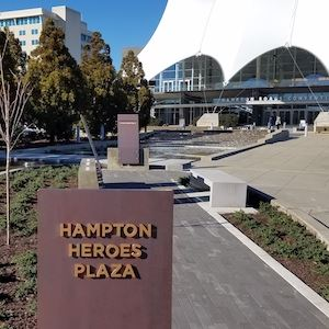 Hampton Heroes Plaza copy nf