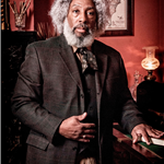 Nathan Richardson as Frederick Douglass 1
