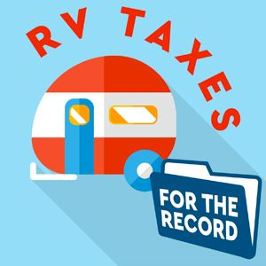 For The Record RV Taxes