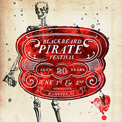 2018 Blackbeard Pirate Festival