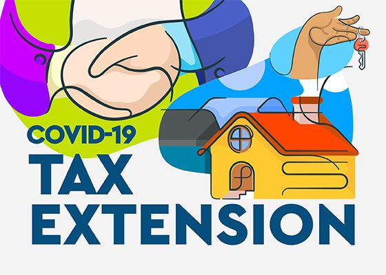 covid tax extension enews