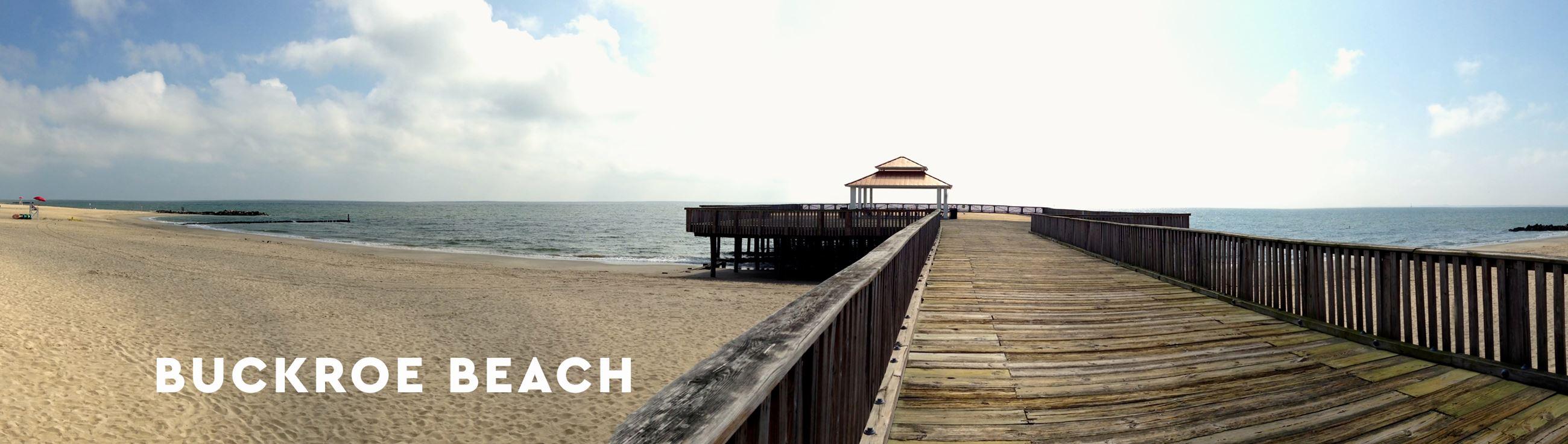 Parks recreation hampton va official website for Buckroe beach fishing pier
