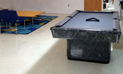 Teen/Youth Room - Pool Table