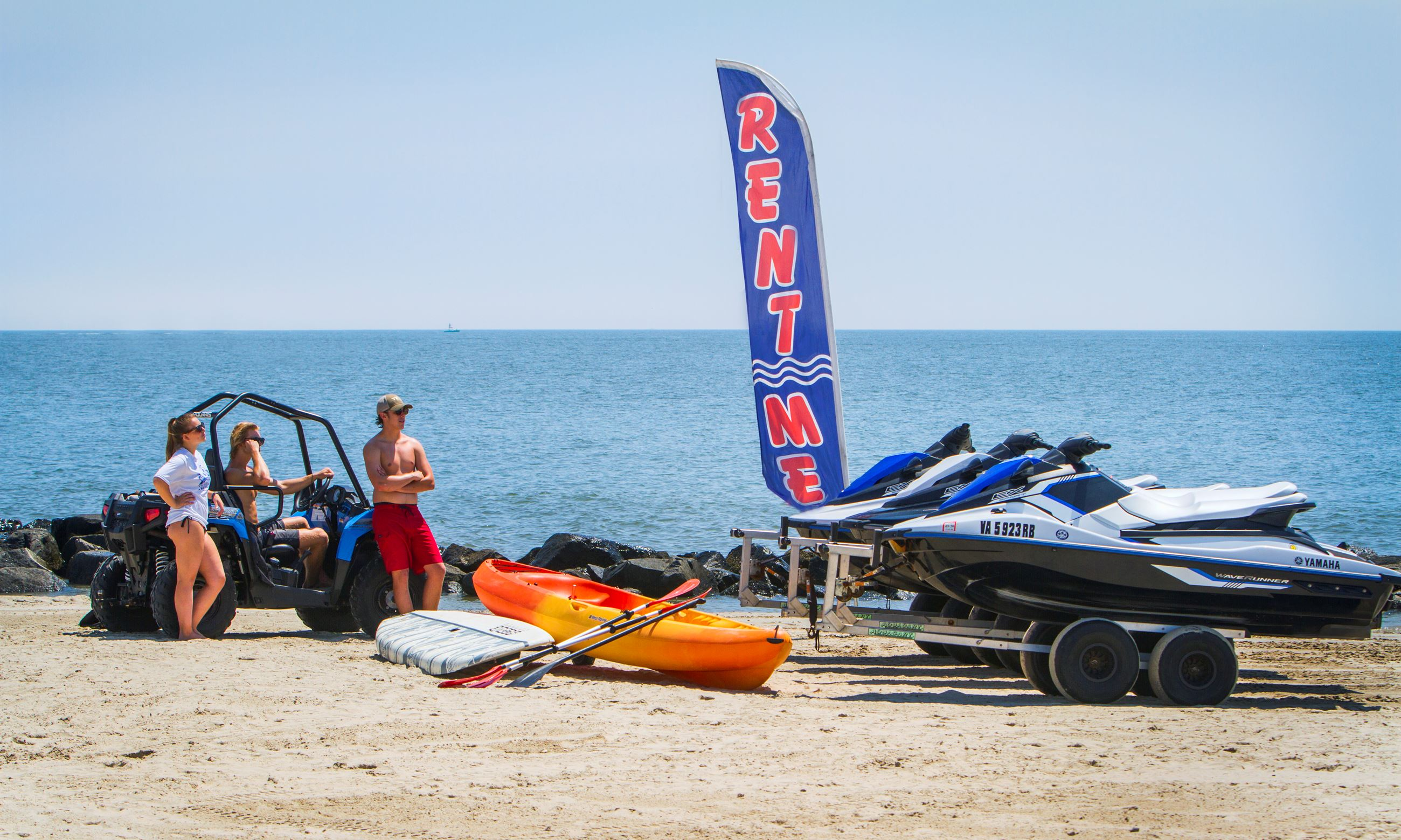Hampton Watersports Rentals