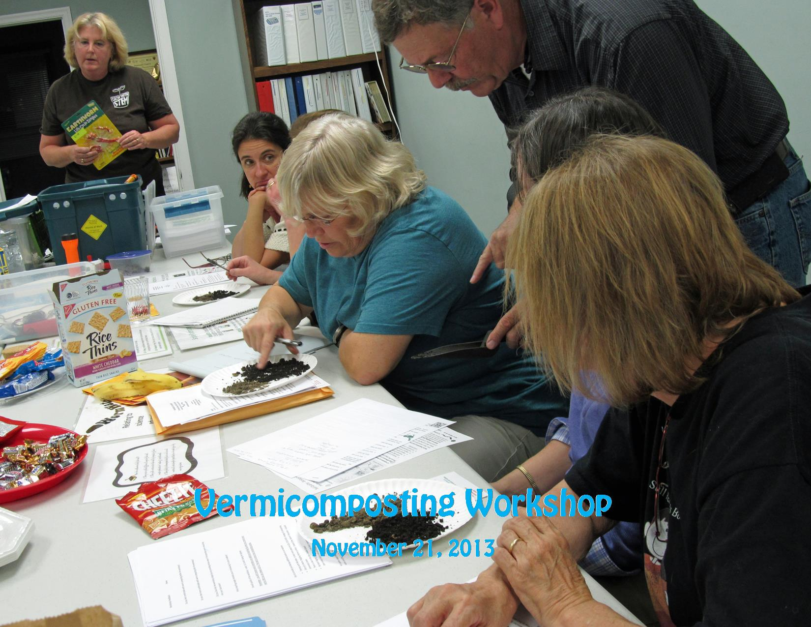 11-21-14 Vermicomposting Workshop