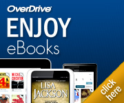Enjoy Books with Overdrive
