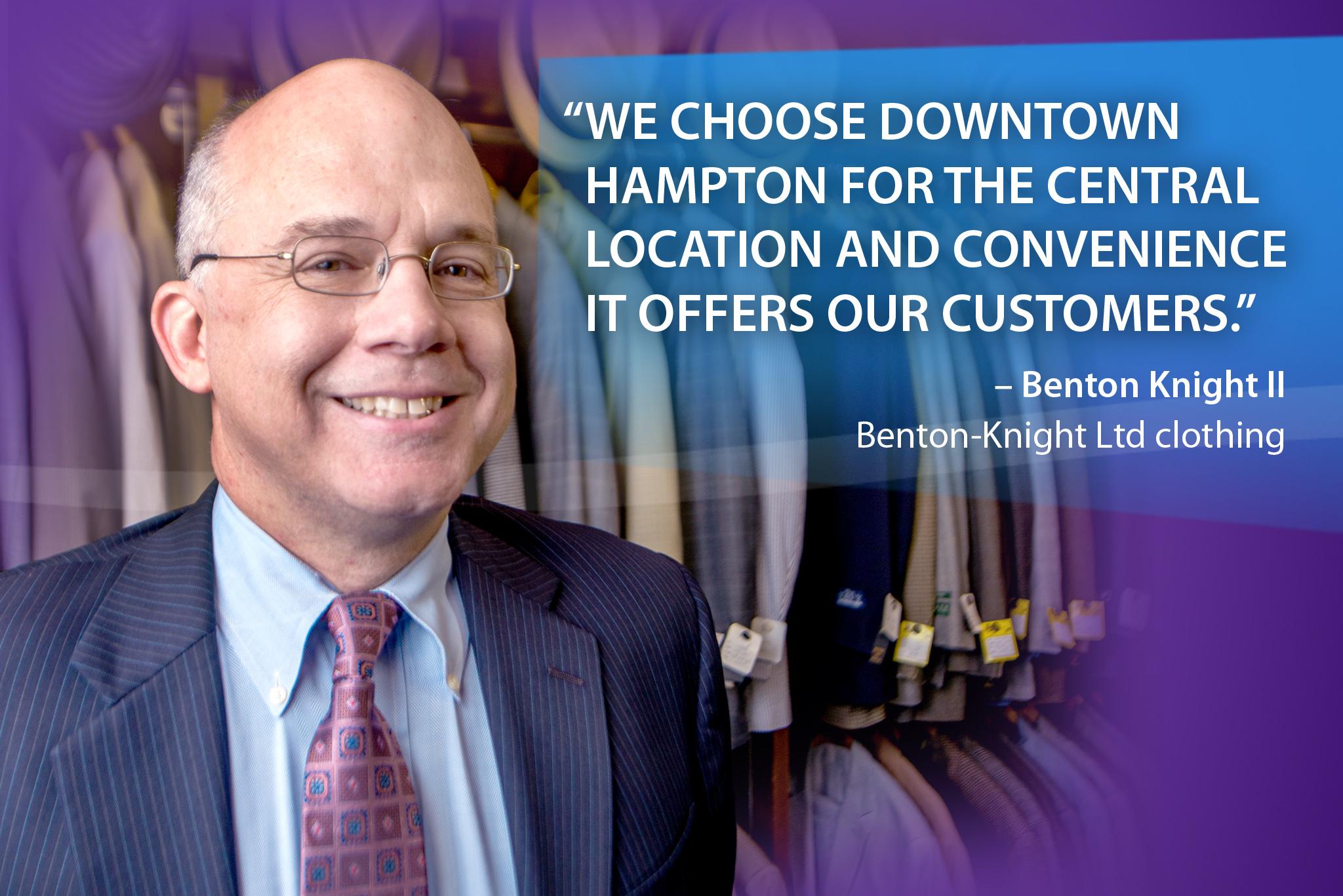 Benton Knight